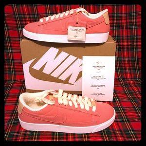 Nike Blazer Low LX Pink Plant Based Sneaker NEW